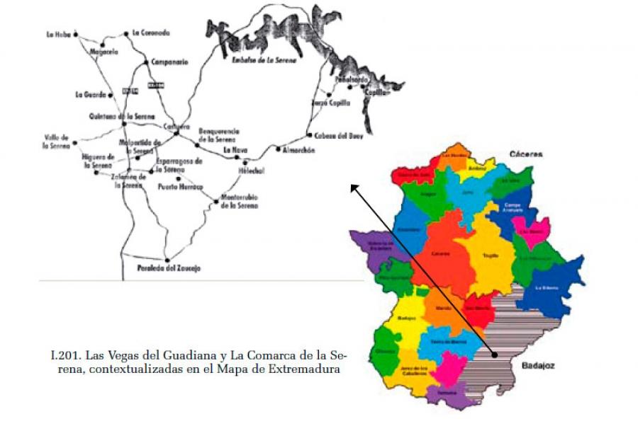 Vegas del Guadiana - La Serena